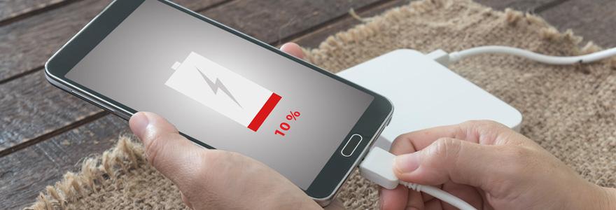 batterie de l'iphone 6