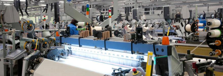 industries du textile