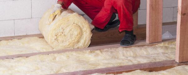 Les qualités thermiques et acoustiques des laines minérales