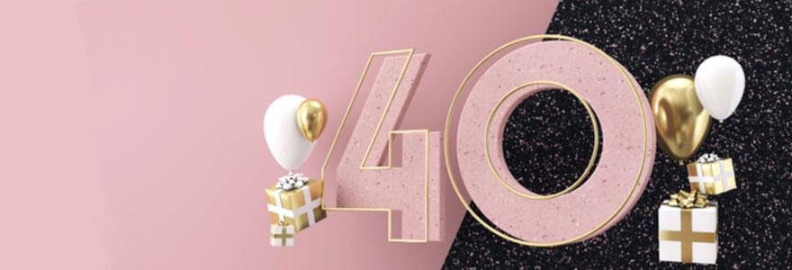 nouvelle vie à 40 ans