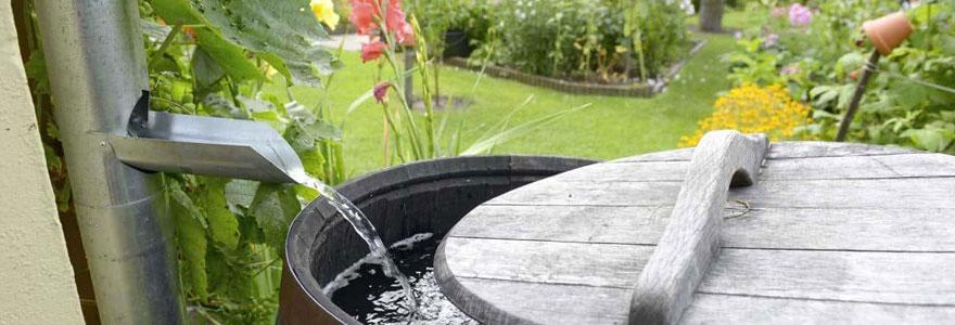 traiter l'eau de pluie