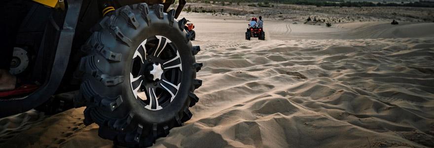 pneu de quad