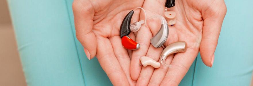 appareils auditifs