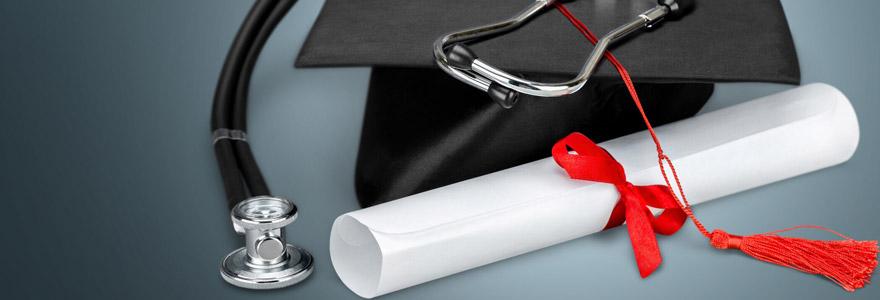 infirmière diplômée